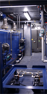Polymer Injection System