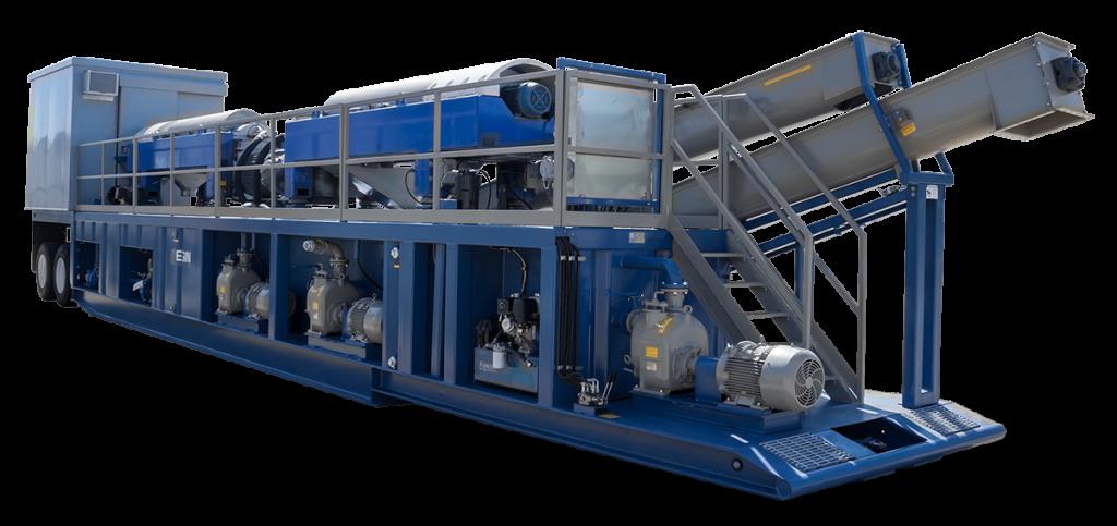 Existing Centrifuge Assets System Design