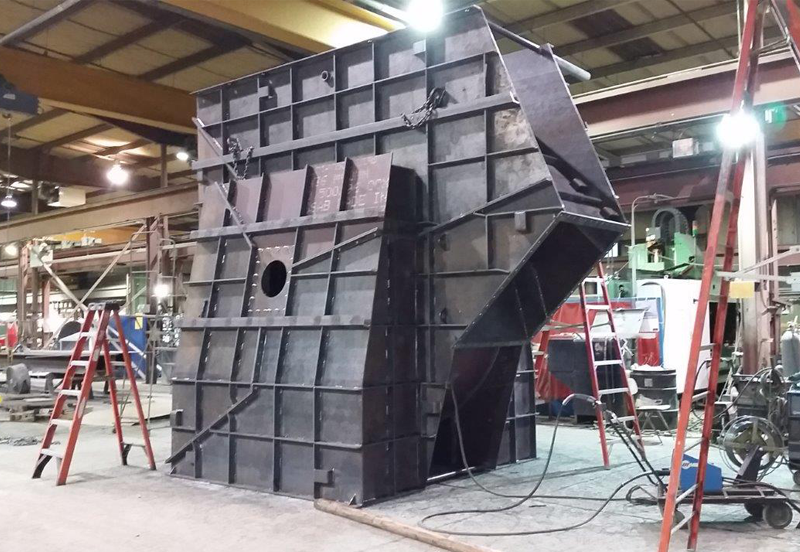 Custom Mining Equipment Fabrication