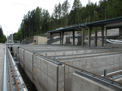 Minto Fish Hatchery