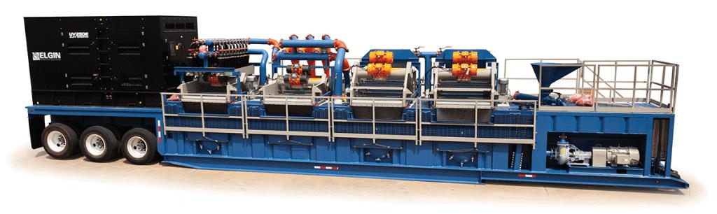 1,500 GPM Mud System