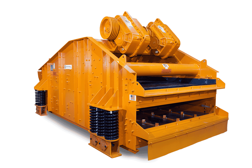 Horizontal Vibrating Screen